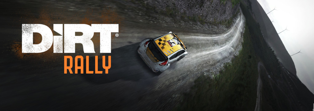 DiRT Rally Wales Banner E