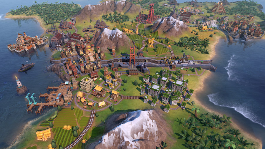 CivilizationVI GS Announcement 002